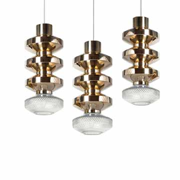Babylon Brutale Pendant Light