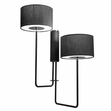 T59 Duet Wall Light