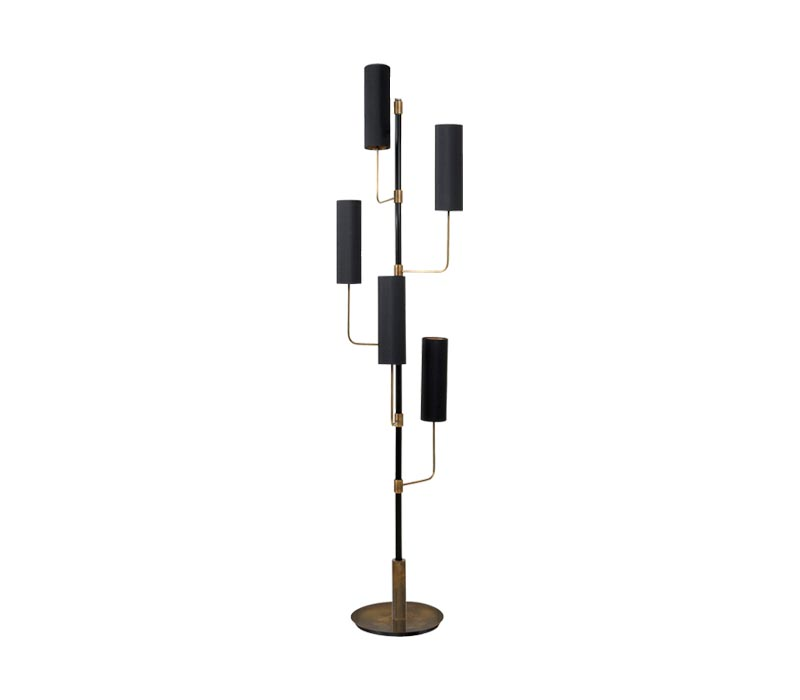 Metro Floor Lamp By Martin Huxford Studio