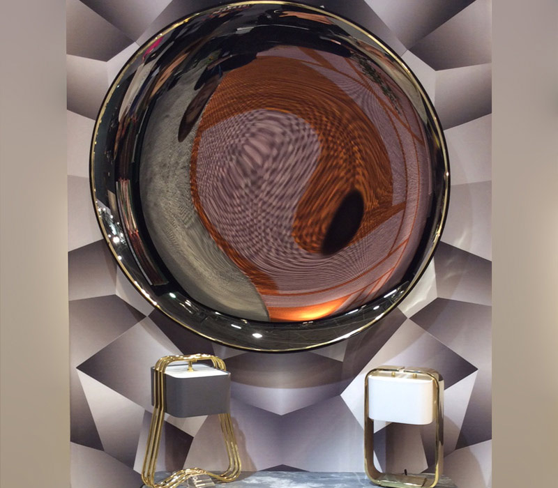Oracle Concave Mirror