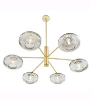Lily 6-arm Chandelier