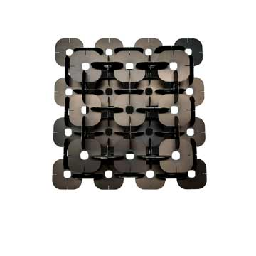 Element Squared Wall Light