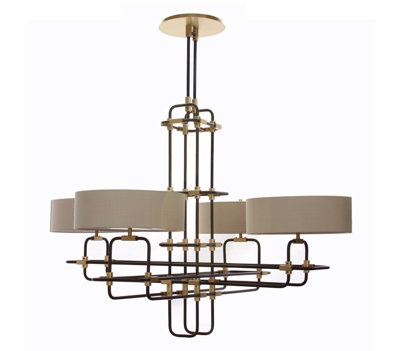Breuer Chandelier Long Drop