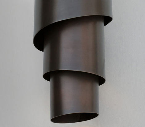 Contour Wall Sconce Detail